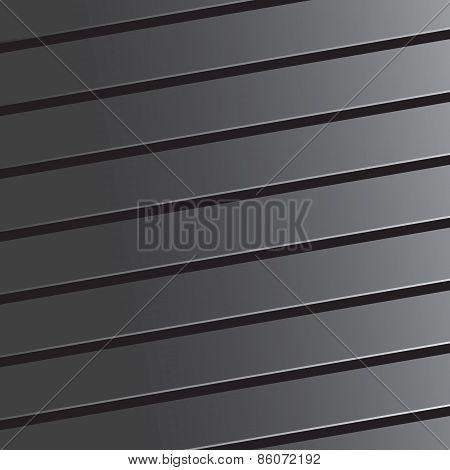Diagonal Metallic Backdrop