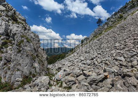 Mehedinti Mountains, Romania