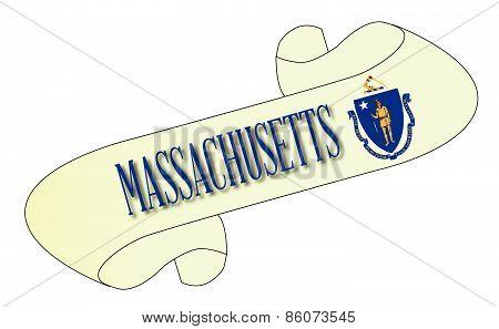 Massachusetts Scroll