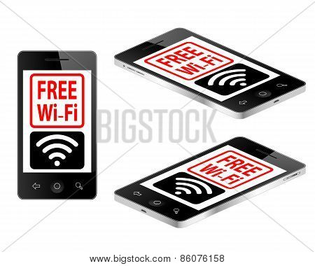 Free Wifi Tablet Phones