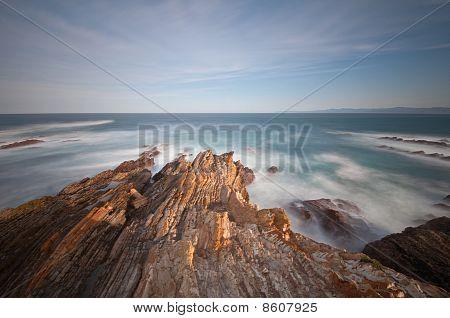 Montana De Oro Coastline