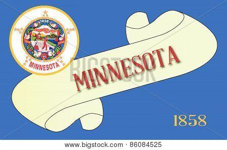 Minnesota Scroll