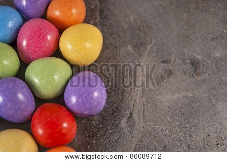 Mini Eggs Copyspace