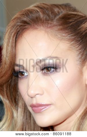 LOS ANGELES - FEB 22:  Jennifer Lopez at the