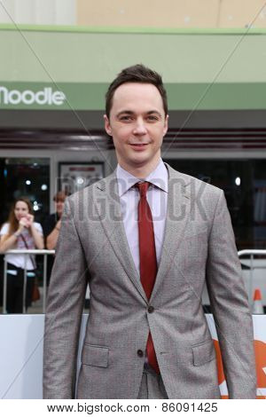 LOS ANGELES - FEB 22:  Jim Parsons at the