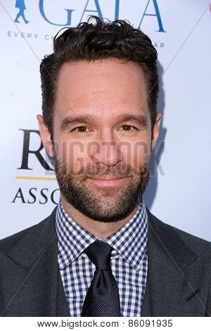 LOS ANGELES - MAR 18:  Chris Diamantopoulos at the Norma Jean Gala at the Taglyan Complex on March 18, 2015 in Los Angeles, CA