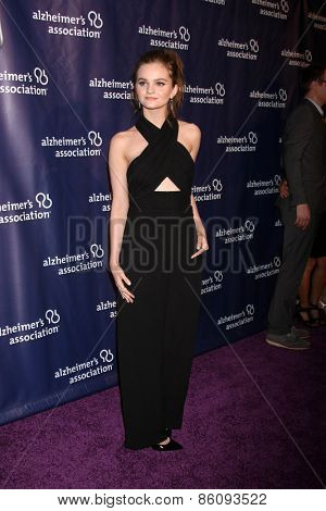 LOS ANGELES - MAR 18:  Kerris Dorsey at the 23rd Annual A Night at Sardi's to benefit the Alzheimer's Association at the Beverly Hilton Hotel on March 18, 2015 in Beverly Hills, CA
