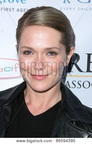 LOS ANGELES - MAR 18:  Katie Aselton at the Norma Jean Gala at the Taglyan Complex on March 18, 2015 in Los Angeles, CA
