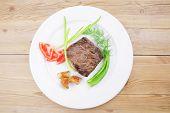 foto of veal meat  - meat food  - JPG