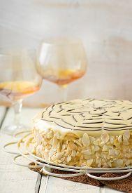 picture of torte  - Esterhazy Torte - JPG