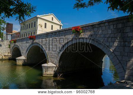 Bridge in Crikvenica