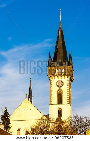 the Church of Saint John the Baptist, Dvur Kralove nad Labem, Czech Republic
