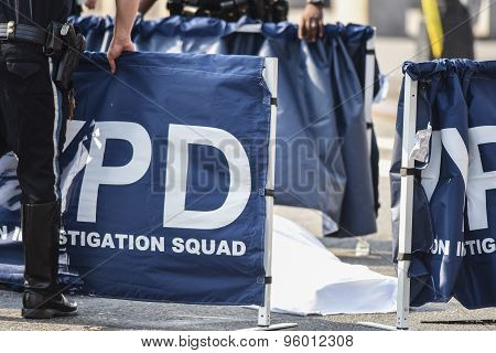 NYPD Collision Investigation Squad