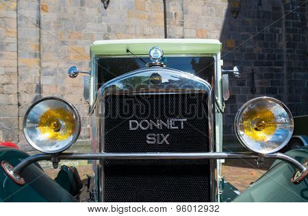 Donnet Six Oldtimer