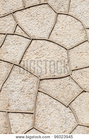 Stone Texture Close-up Luggage