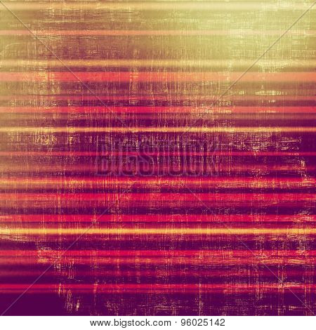 Grunge colorful background. With different color patterns: brown; gray; purple (violet); pink