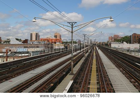 New York City Subway railway