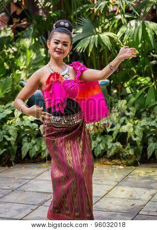 Thai Traditional Dance in Bangkok Thailand