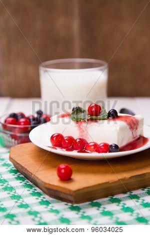Curd Is Dessert