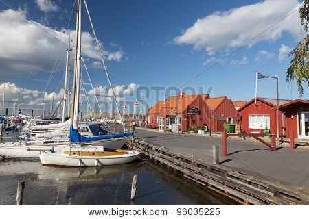 Harbour Restaurant Rudkøbing