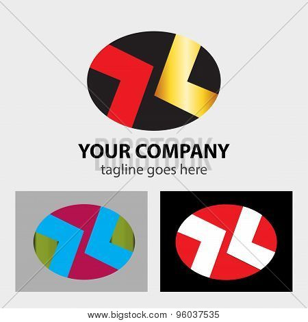 Business logo sign design vector illustration template