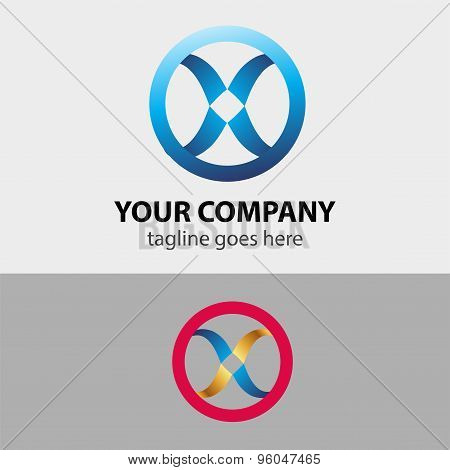 Corporate icon Design Template sign