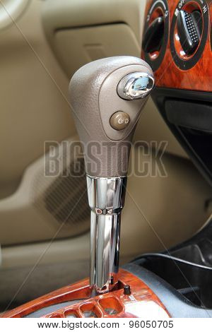 shift leve / gear lever