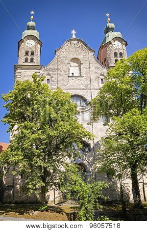 Holy Cross Church Landsberg