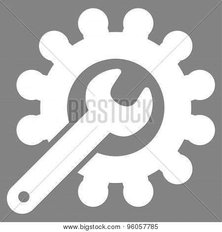 Customization icon from Business Bicolor Set
