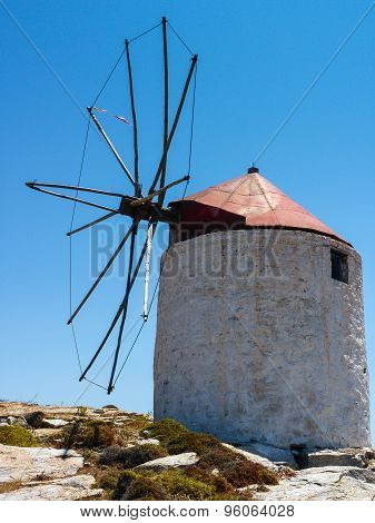 Old Traditional Windmills