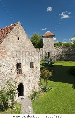 Calnic Medieval Fortress, Romania