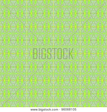 Seamless pattern green pastel purple