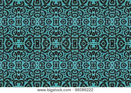 Abstract decorative pattern background with space for your message