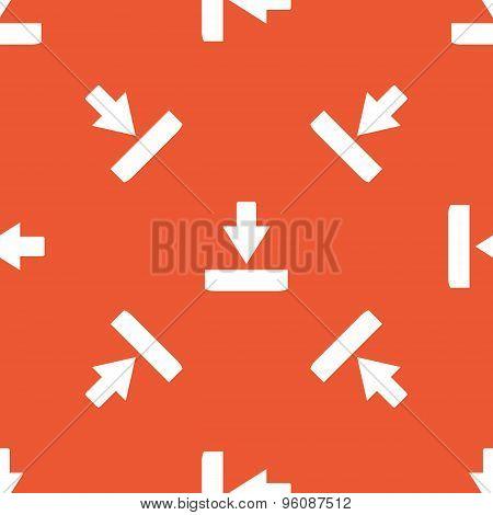 Orange download pattern