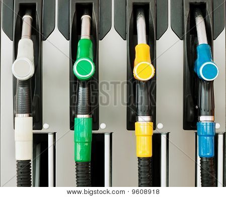Benzin / gas Station