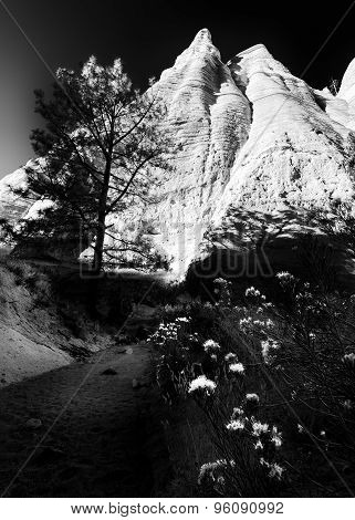 Tent Rocks Afternoon
