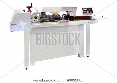 woodworking edging machine