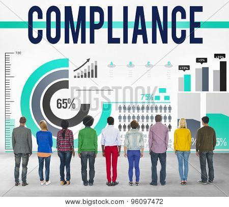 Compliance Procedure RUles Strategy Policy Concept