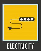 pic of electric socket  - Wire - JPG