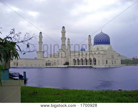 Floating Mosque Of Sabah