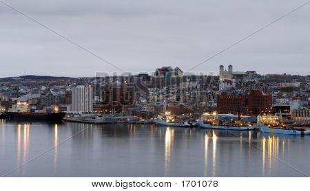 St John'S, Newfoundland Harbor