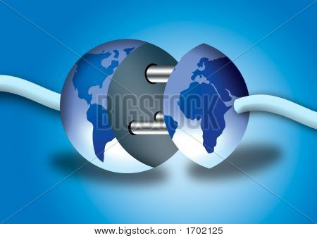 Connect To The World