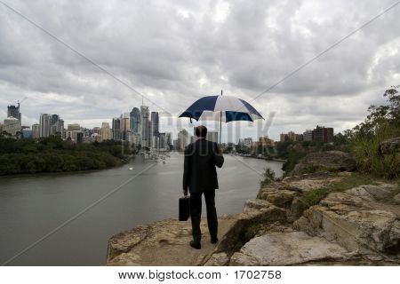 City View Brolly beendet