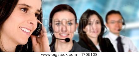 Business Customer Service Team