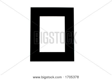 Black Frame Matt