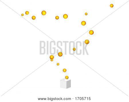 Bubbles Yellow