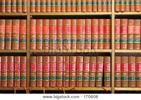 Legal Books #1