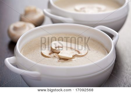 cream of champignon