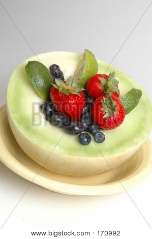 Honeydew With Fruit