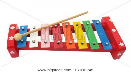 Xylophone metallophone for kids